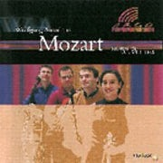 Mozart Quartets for flute and strings - Arco Baleno (hoes) (150x150)