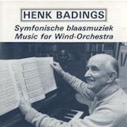 Henk Badings - symfonische blaasmuziek