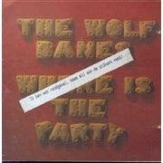 The Wolf Banes - Where is the Party [CD Scan]