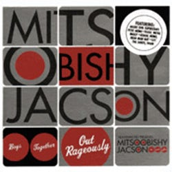 Mitsoobishy Jacson - Boys together out rageously [CD Scan]