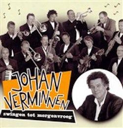 Johan Verminnen - Swingen tot morgenvroeg [CD Scan]