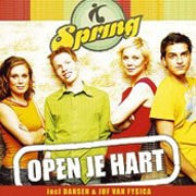 Spring - Open je hart [CD Scan]