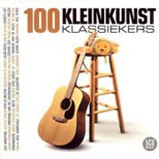 Diverse uitvoerders - 100 Kleinkunst klassiekers [CD Scan]