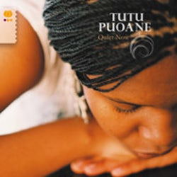Tutu Puoane - Quiet now (cd hoes)
