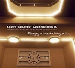 Sadi - Flagey nine thirty a.m. (CD album scan)