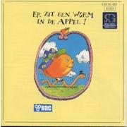 000821 Er zit een worm in de appel