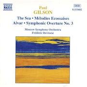 001087 Gilson - La mer