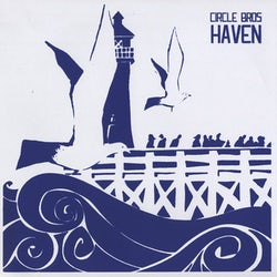 Circle Bros - Haven (Vinyl LP album scan)