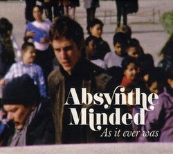 Absynthe Minded - As it ever was (CD album scan)