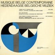 Cultura 5067-9: Jean Absil, René Bernier, Eric Feldbusch (Vinyl LP album scan)
