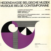 Cultura 5072-4: Jean Louel, August Verbesselt (Vinyl LP album scan)