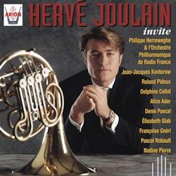 Hervé Joulain - Invite (CD album scan)
