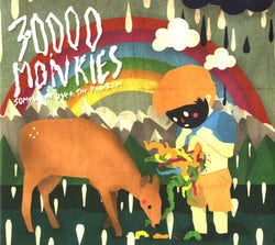 30,000 Monkies - Somewhere over the painbow (CD album scan)