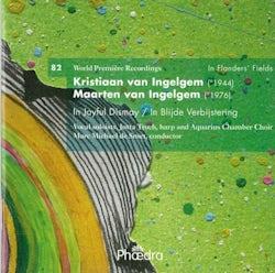 Aquarius, Jutta Troch, Maarten Van Ingelgem, Kristiaan Van Ingelgem, Marc Michael De Smet - Kristiaan van Ingelgem, Maarten van Ingelgem - In Joyful Dismay (CD album scan)