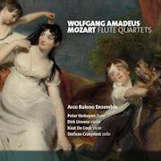 Arco Baleno - Mozart Amadeus Wolfgang - Flute Quartets (scan)