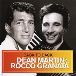 Rocco Granata, Dean Martin - Back to Back (CD best of scan)