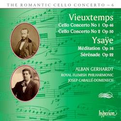 deFilharmonie - The Romantic Violin Concerto 6 (cd album scan)
