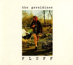 The Geraldines - Fluff (CD EP scan)