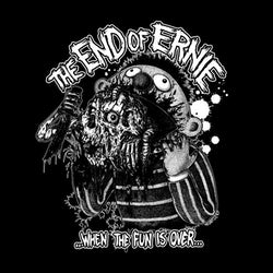 The End of Ernie - When the fun is over (Vinyl LP album scan)