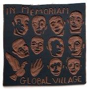 Gunda Gottschalk / Xu Feng Xia / Peter Jacquemyn - In memoriam Global Village (CD album scan)