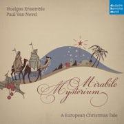 Huelgas ensemble - Mirabile Mysterium - A European Christmas Tale (CD album scan)