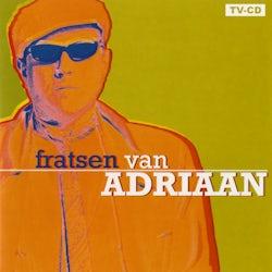 Adriaan - Fratsen van Adriaan (CD album scan)