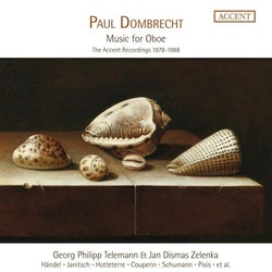 Paul Dombrecht - Music for Oboe: The Accent Recordings 1978-1988 (cd best of scan)