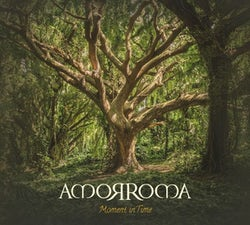 Amorroma - Moment in time (CD album scan)