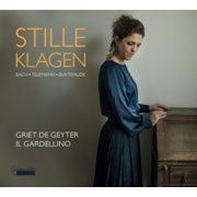 Griet De Geyter, Il Gardellino, Georg Philipp Telemann, Dietrich Buxtehude, Johann Sebastian Bach - Stumme Seufzer, Stille Klagen (CD album scan)