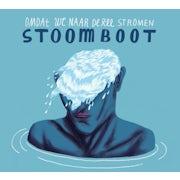 Stoomboot - Omdat we naar de zee stromen (CD album scan)