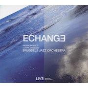 Brussels Jazz Orchestra - Echange (CD album scan)