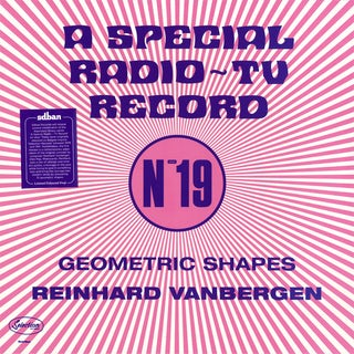 Geometric Shapes (A Special Radio ~ TV Record - N°19)