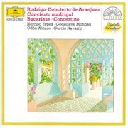 Narciso Yepes, Godelieve Monden - Joaquin Rodrigo, Salvador Bacarisse (CD album scan)