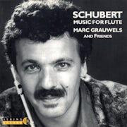 Marc Grauwels, Franz Schubert - Schubert - Music for Flute (CD album scan)