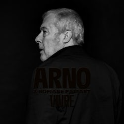 Arno - Vivre (CD album scan)